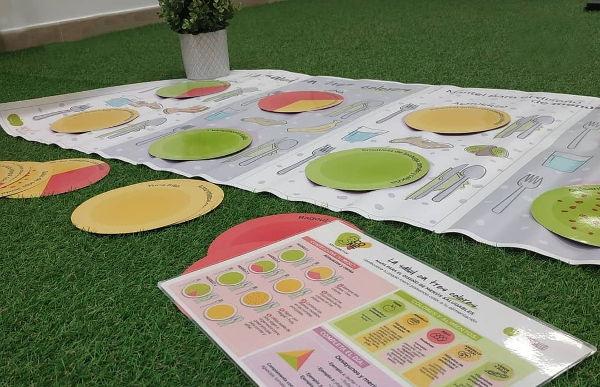 Elaboración de menús para escuelas infantiles - Nutripeques